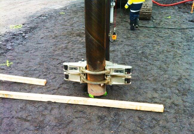 Geonex casing system CSW - Geonex 2