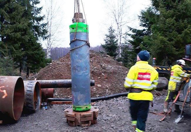 Geonex DTH Hammers - Geonex 1