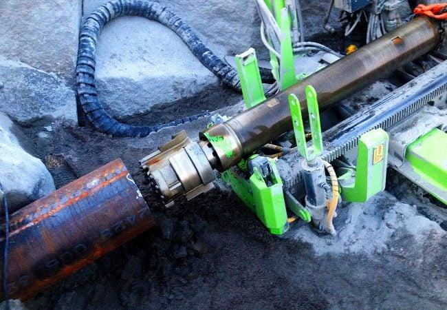 Geonex DTH Hammers - Geonex 3
