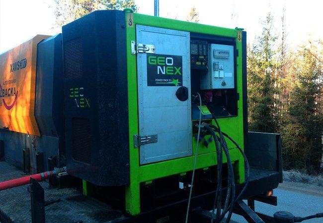 Geonex HZR400 - Geonex 15