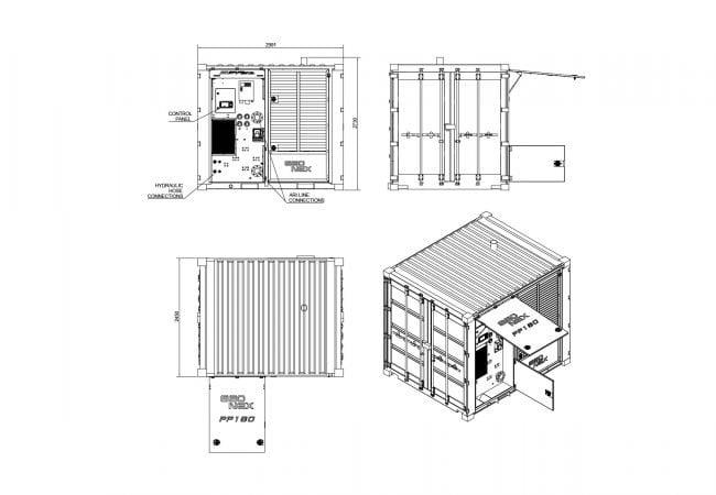 Geonex PP 180 - Geonex 3