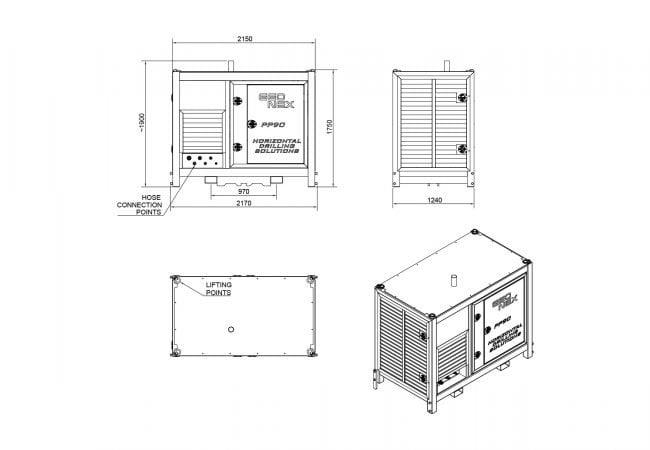 Geonex PP 90 - Geonex 4